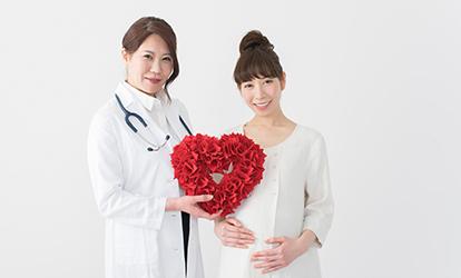 医者と妊婦
